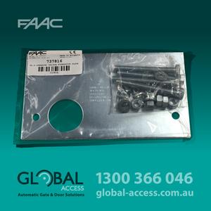 Faac 746 844 Base Plate