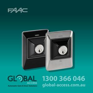 1045 0023 1045 0024 Xk10 1 Channel Key Switch Inox Or Black