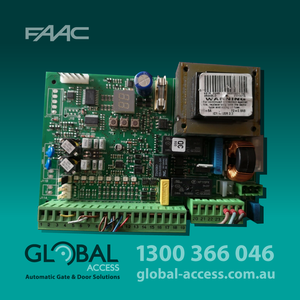 5118 0005 Faac 624 Control Board For Barriers Booms