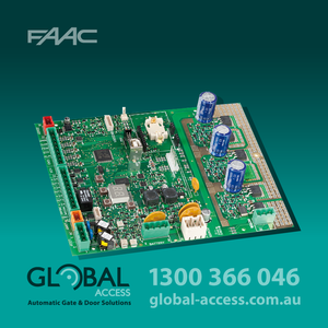 5118 0006 Faac E658 Control Board For Barriers Booms