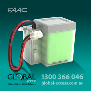Faac 24V Backup Battery