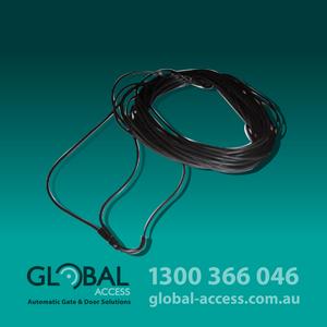 1013 0018 Vehicle Detector Preformed Loop 6M Pvc Coating 6M Or 10M Perimeter