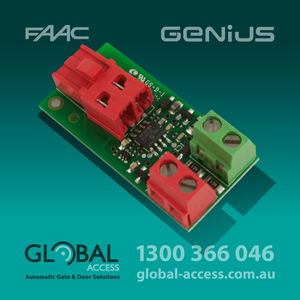 Faac Genius Bus Interface