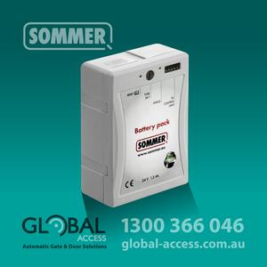 5106 0020 Sommer Battery Backup