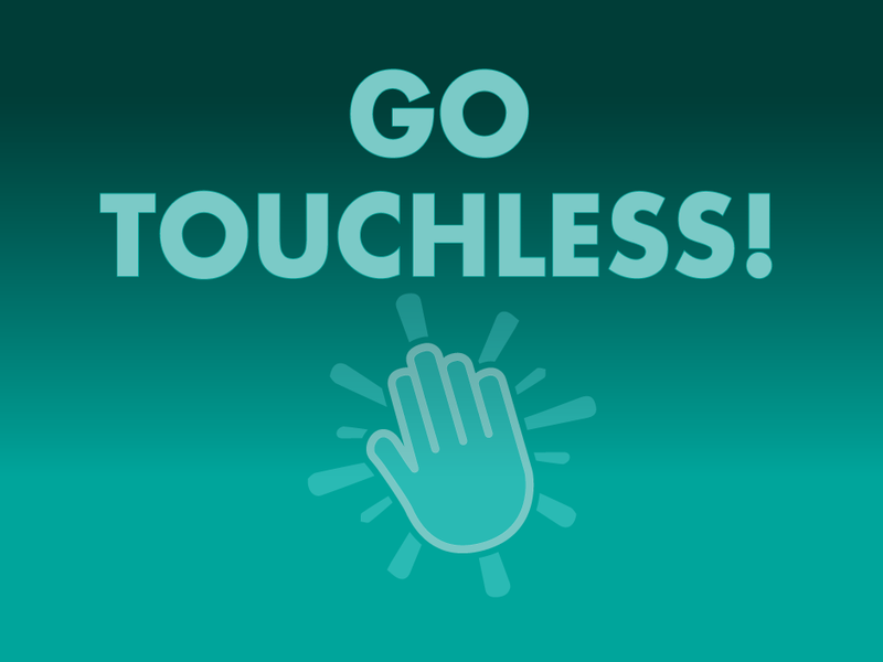 Go Touchless News Image