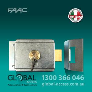1045 0012 Faac Viro V90 Gate Lock Kit 1