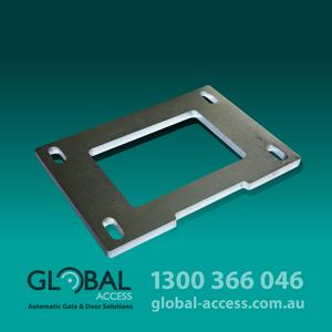 1516 0042 Sommer Sp900 Leveling Plate 1