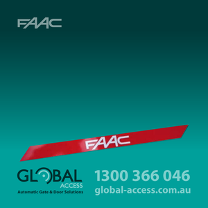 6049 0240 Faac B680 Reflective Sticker