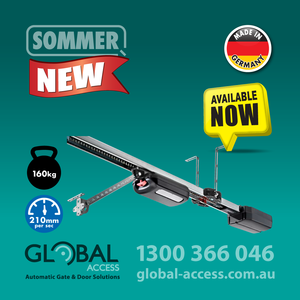 Sommer Base Garage Door Operator 1