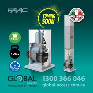 Faac C4000 I Sliding Gate Motor 1