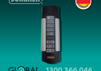 1018 0124 Keypad Telecody