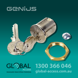 6049 0396 Genius Blizzard Release Lock And Key