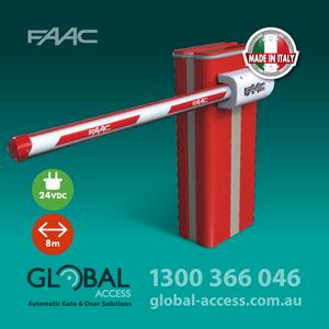 Faac B680 H Barrier Boom