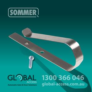 6049 0510 Sommer Pearl Transmitter Visor Clip 1