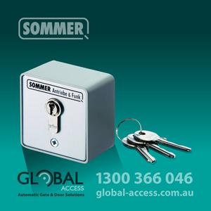 1045 0033 Sommer Key Switch 1