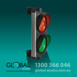 1044 0016 Traffic Light Red Green