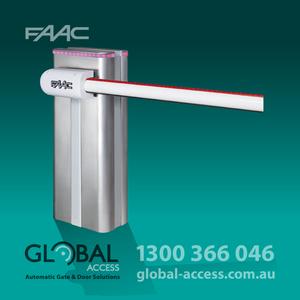 Faac B680 H Barrier Boom 2