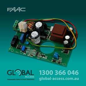1618 0002 Faac E124 Switchmode Power Supply