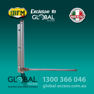 Ibfm 1018 0155 Aluminium Door Closer 1