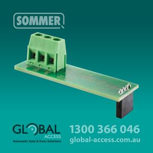 6049-0514 Sommer Output Oc Pcb 1
