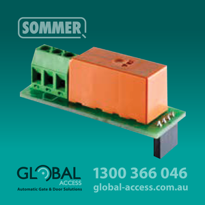 6049 0524 Sommer Additional Relay 1