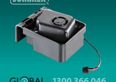 6049 0522 Sommer Alarm Warning Buzzer 1