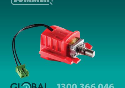 6049 0519 Sommer Locking Magnet 1
