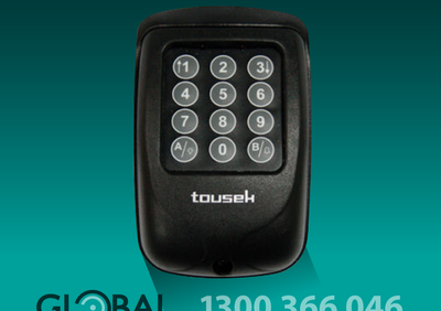 1038 0013 Tousek Wireless Keypad 1