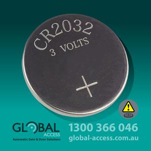 Battery Cr2032 3 V