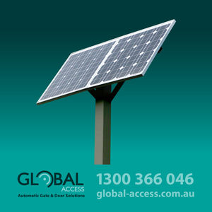 1062-0010 Global Access Solar Power Kits 100W