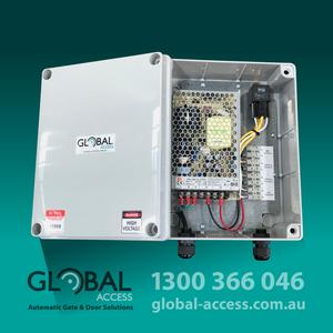 1072 0007 6 Amp Accessory Power Supply