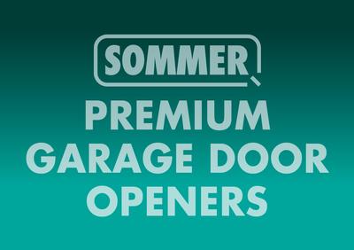 Sommer Garage Door Opener Image