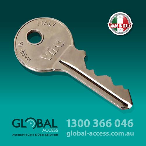 Key Of Unlocking Engine Panel Swing G-Bat faac genius 6020513