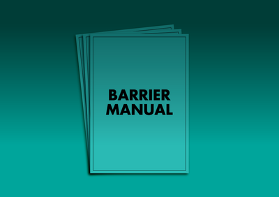 Barrier Manual Image