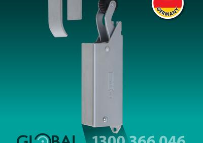 1018 0174 R 1400 Door Damper 1