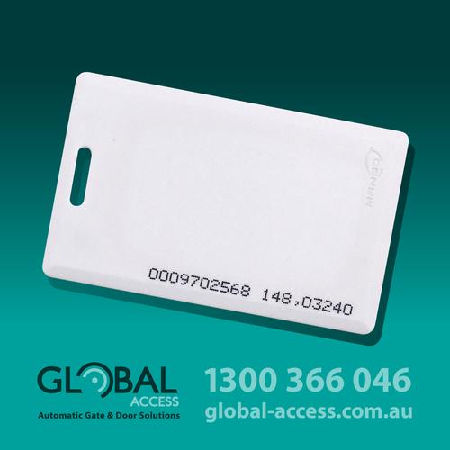 RFID Card - Lanyard Type - RFID Card - Lanyard Type