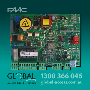 Faac E045 Gate Control Board