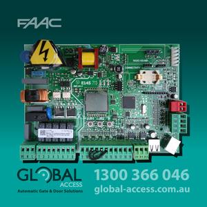 Faac E145 Gate Control Board