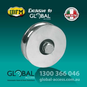 1361-0001 Ibfm Italian 2 Bearing Gate Bottom Wheel 1