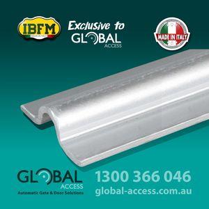 Ibfm Steel U Ground Track