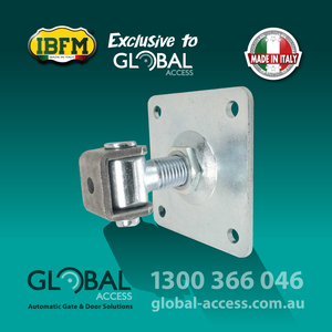 Ibfm 425 P Gate Hinge With Plate 1