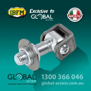 Ibfm 425 Br Adjustable Gate Hinge 1