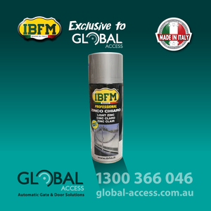 Ibfm Light Zinc Galvanise Spray