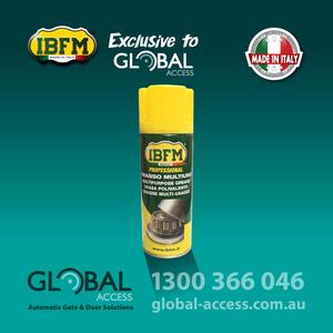 Ibfm Lithium Grease Spray