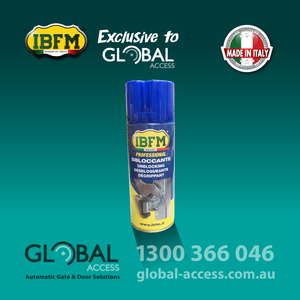 Ibfm Unblocking Solvent Spray