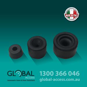 Rubber Gate Stops 1