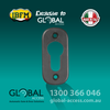Ibfm 537 Lock Cylinder Cover 1