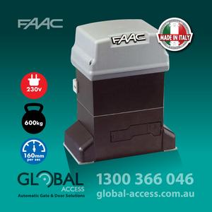 Faac 746 Sliding Motor