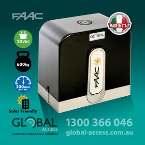 Faac C721 Sliding Motor