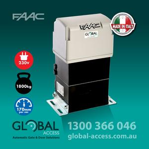 Faac 844 Sliding Motor
